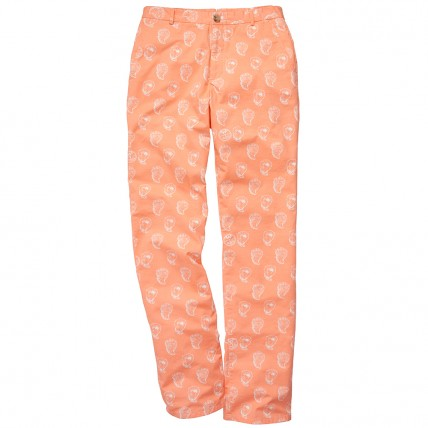 Shucker Pant - Coral